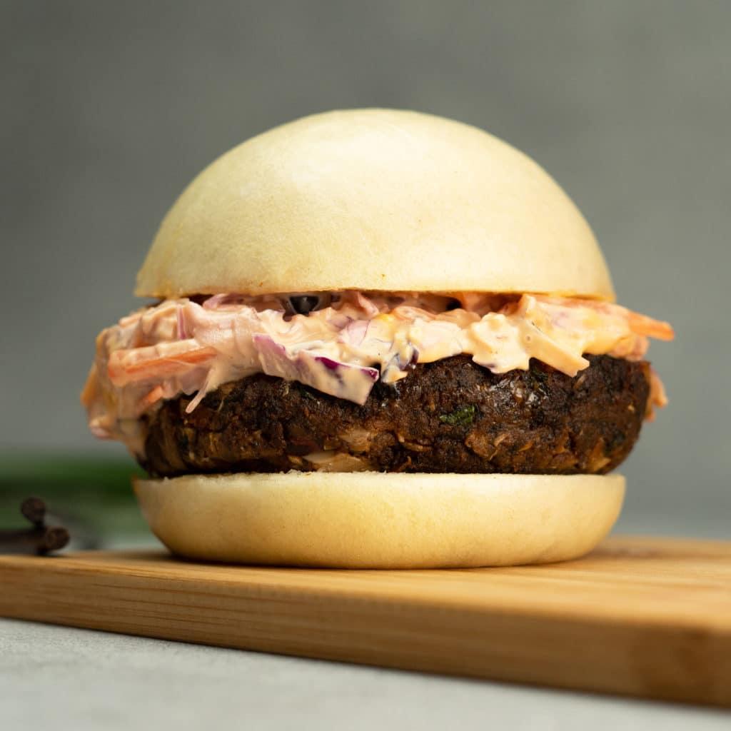 Bao Burger Asian Slaw Restaurant MamaBao à Lyon