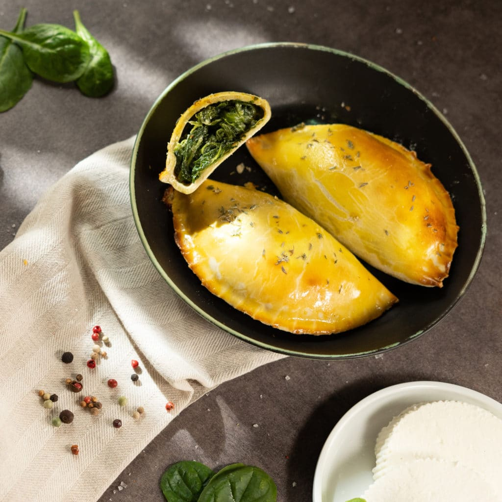 Empanadas épinards- Loscarlitos-lyon