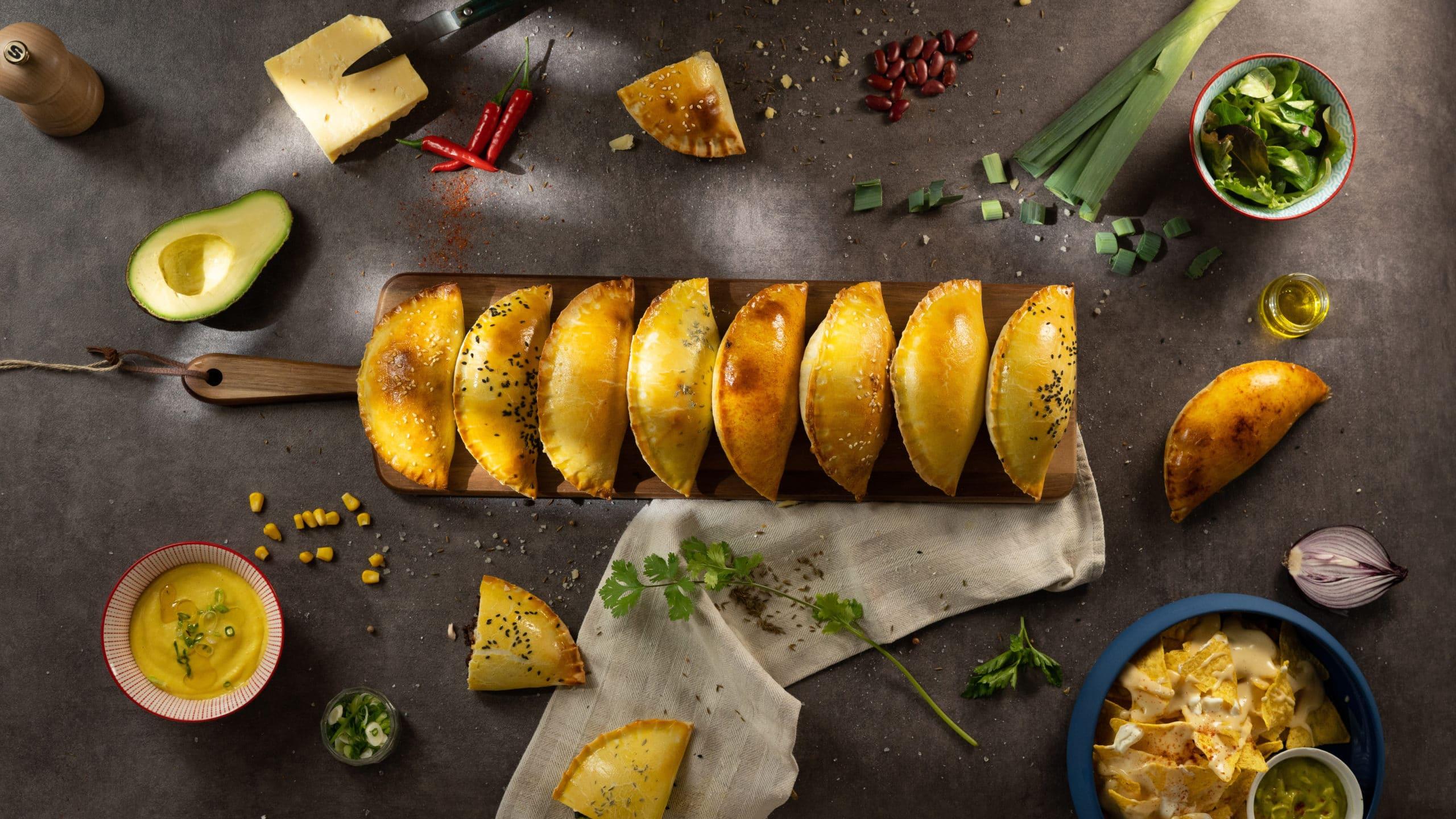 Empanadas Loscarlitos lyon restaurant